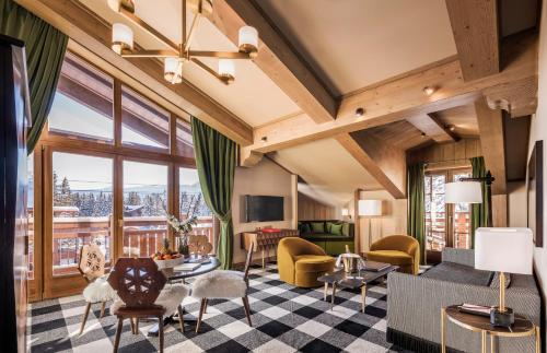 One-Bedroom Prestige Suite