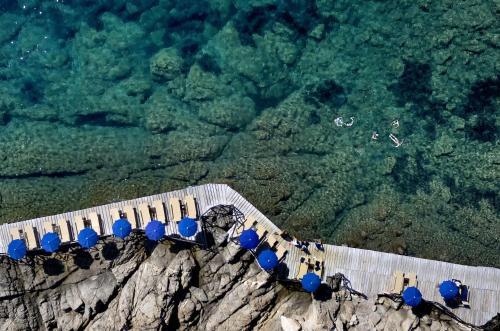 Loc. Cala Granu, via Capo Ferro, Porto Cervo, Arzachena, Sardinia, Italy.