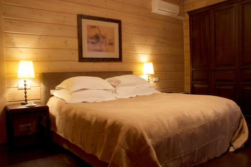 Two-Bedroom Chalet with Sauna
