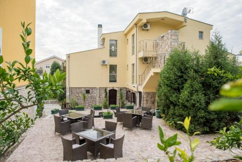 Hotel Crnogorska Kuća Hotel Podgorica