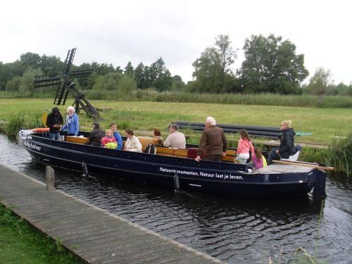 Reest en Wieden - 4 personen, Ferienwohnung in De Wijk bei Giethoorn