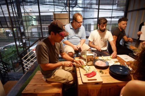 Good One Hostel & Cafe Bar photo 48