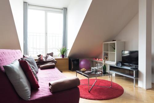 Prague Letna Apartments - image 4