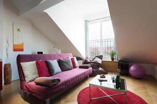 Prague Letna Apartments - image 5