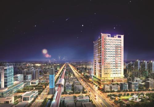 . Yongin Central Co-op Hotel