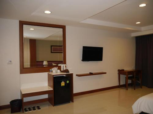 True Siam Rangnam Hotel photo 67