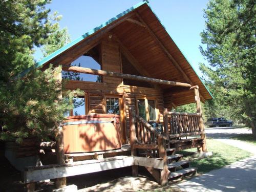 Eagle Ridge Ranch - Accommodation - Island Park