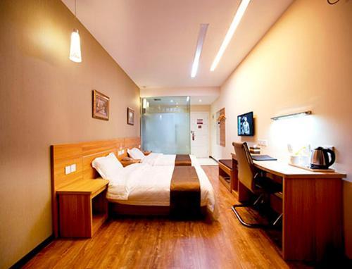 . Thank Inn Chain Hotel Jiangsu Yangzhou Shaobo Grand Canal