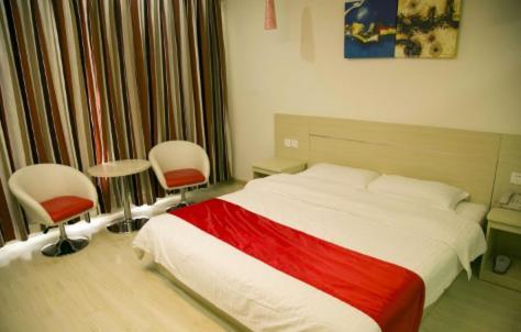 . Thank Inn Chain Hotel Jiangsu Yancheng Dafeng City North Renming Road