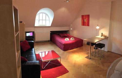 Prague Letna Apartments - image 10