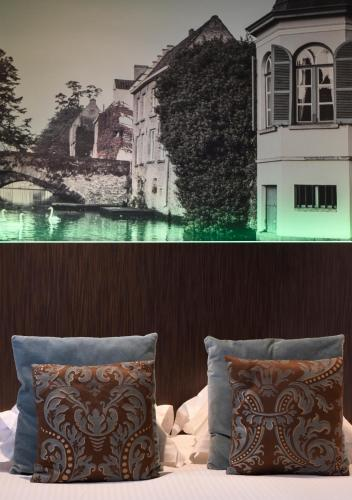 Golden Tree Hotel Улучшенный двухместный номер с 1 кроватью