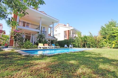 Fethiye Oasis Lettings A21 Villa odalar