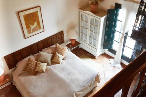Habitación Doble Deluxe Hacienda de San Rafael 20