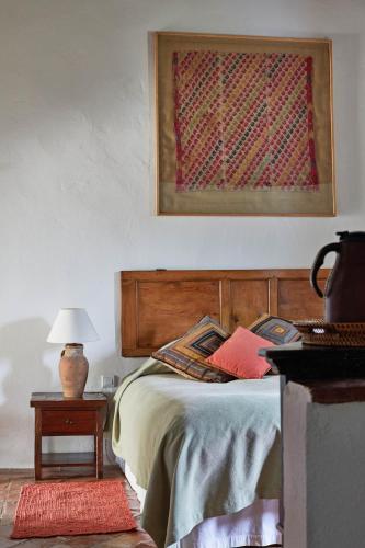 Habitación Doble Deluxe Hacienda de San Rafael 22