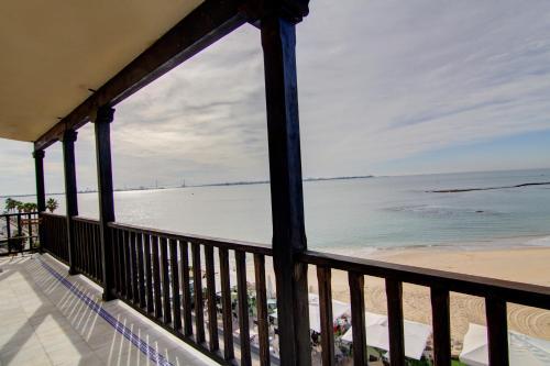 Hotel-overnachting met je hond in atico vistas a la playa - El Puerto de Santa María