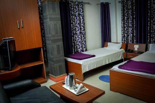 Habitación Doble Deluxe - 1 o 2 camas (Deluxe Double or Twin Room)