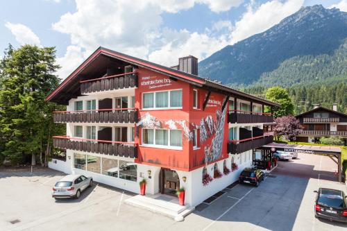 Hotel Rheinischer Hof Garmisch-Partenkirchen