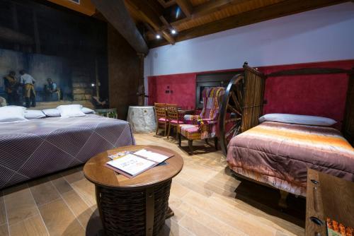 Suite Junior - Uso individual Hotel SPA Bodega El Lagar de Isilla 3