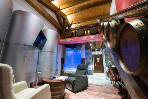Suite Superior - Uso individual Hotel SPA Bodega El Lagar de Isilla 1