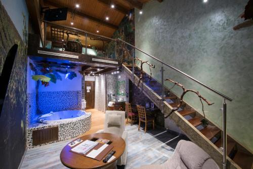 Suite Superior - Uso individual Hotel SPA Bodega El Lagar de Isilla 2
