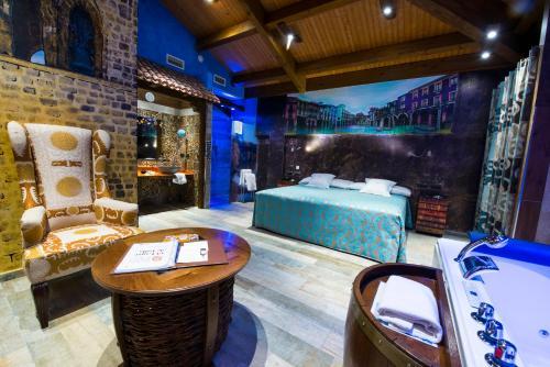Suite Hotel SPA Bodega El Lagar de Isilla 1