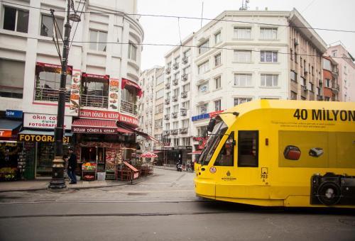 Istanbul Istanbul Sirkeci Hotel indirim kuponu