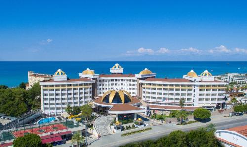 Side Side Alegria Hotel & Spa - All Inclusive-Adult Only odalar