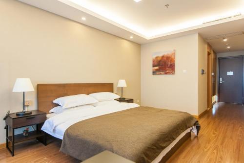 . Tianjin Yoshi Luxury Apartment Xiaobailou Branch