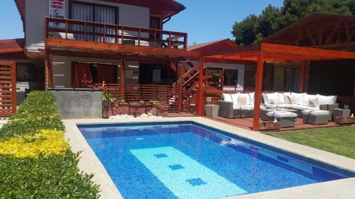 Hotel Cabañas Algarrobo Algarrobo Desde 123 Rumbo