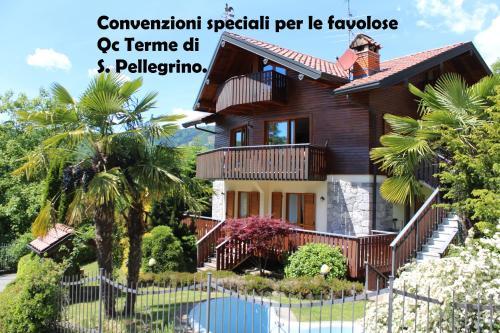 Villa dei Pini - Apartment - Serina