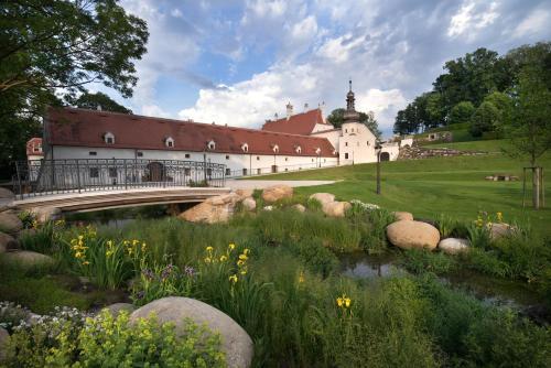 Kasteel-overnachting met je hond in Schloss Thalheim - Kapelln