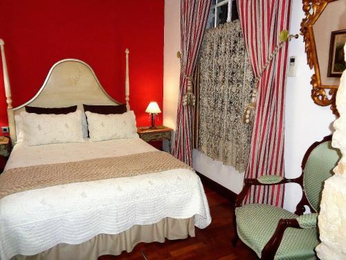 Charm Doppelzimmer Hotel Boutique Nueve Leyendas 115