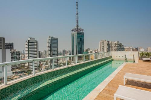 Hotel Residencial Be Paulista