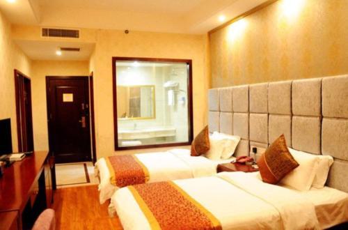 Jingchen Business Hotel, Leshan
