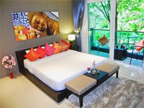 Emerald Patong studio with garden view Emerald Patong studio with garden view