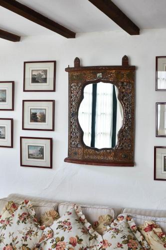 Habitación Doble Deluxe Hacienda de San Rafael 17