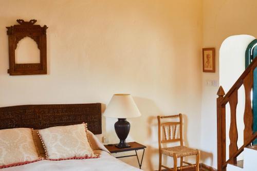 Habitación Doble Deluxe Hacienda de San Rafael 16