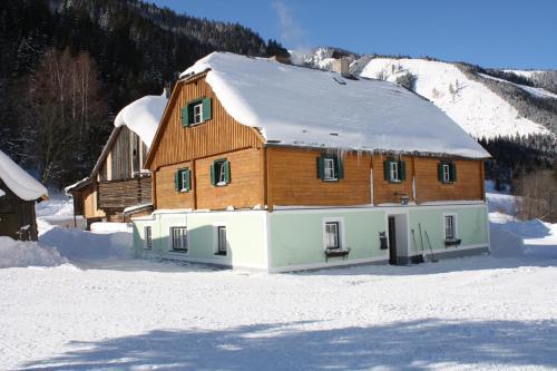 Ferienwohnung Schaupphof - Apartment - Donnersbachwald