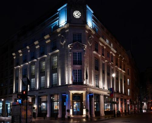 The Trafalgar St. James, London Curio collection by Hilton