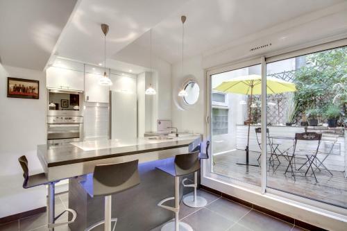Saint Germain Luxury Loft photo 10