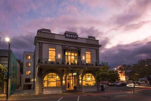 Quest Napier Serviced Apartments, Hawkes Bay Region