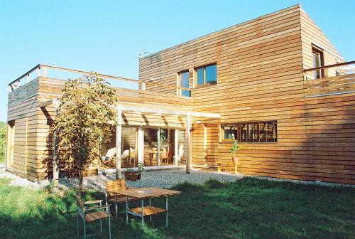 Holzhaus - Chambre d'hôtes - Aix-en-Provence