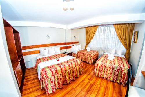 Hotel Los Andes Inn