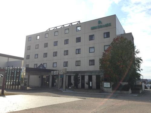 繆克斯福岡鎮酒店 Fukuno Town Hotel A・Mieux
