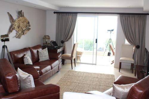 . Seafront Apartment in Mossel Bay