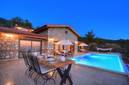 Kas Villa Lukka online rezervasyon