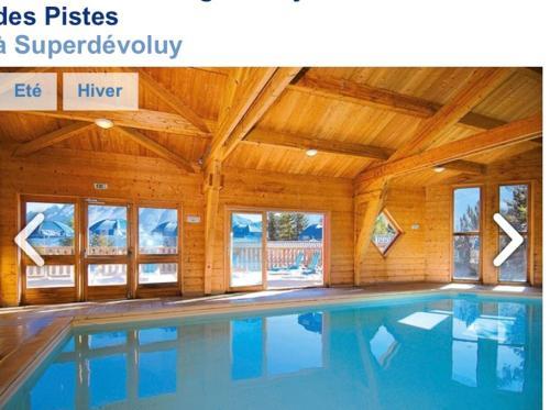 Station de ski Superdevoluy du bois d aurouze - Apartment - Dévoluy