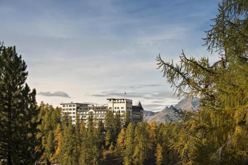 Hotel Waldhaus - Sils