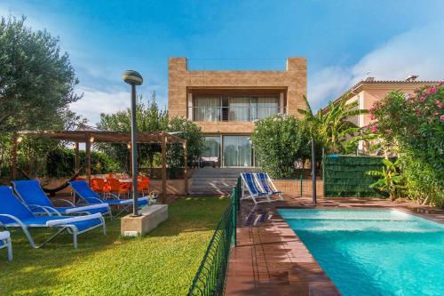 Villa Isabel salas fotos