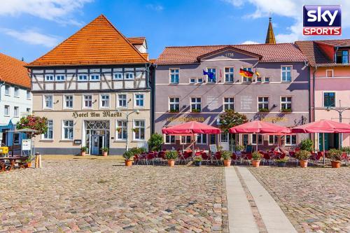 . Hotel Am Markt & Brauhaus Stadtkrug